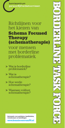 Schema focused therapy
